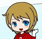 PCマックスのイメージキャラクター「ラブちゃん」
